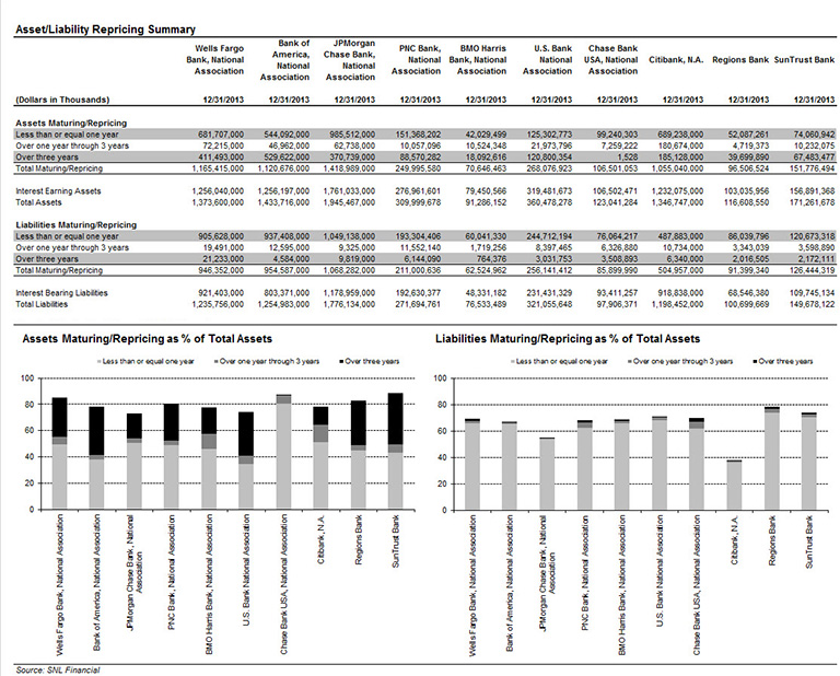 Snl financial for Risk mitigation report template